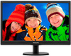 "Монитор TFT 20"" LED Philips 203V5LSB26 (203V5LSB26/10 (12*)), wide, 5ms, контр. 600:1, яр. 200 кд/м2, D-Sub, Black"