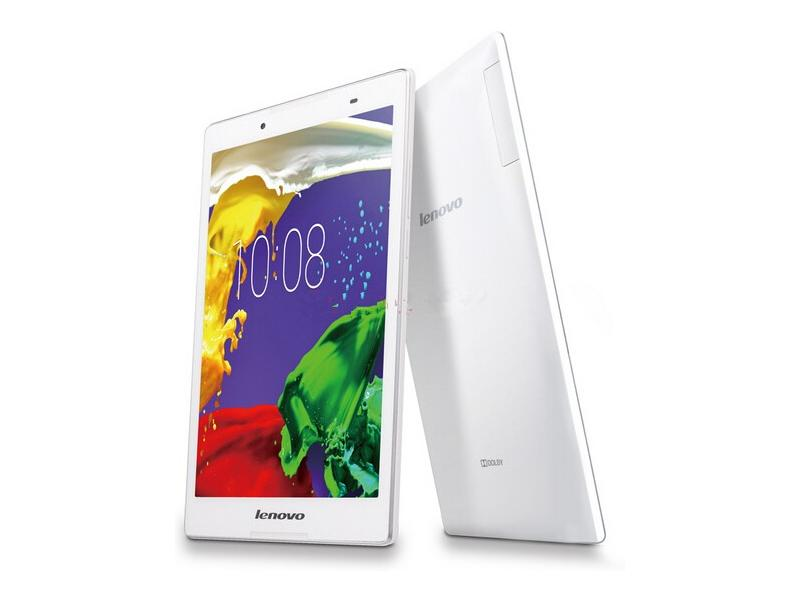 "Планшет Lenovo Tab2 A8-50 (ZA050036RU), 8.0"" IPS (1280x800), MediaTek MTK8735M Quad-Core (1.3GHz), RAM: 1Gb, Flash: 16Gb, Mali-T720 MP2, microSDHC до 32Gb, WC 2Mp/5Mp, 3G/4G/LTE, Wi-Fi, BT, GPS, microUSB, Android 5.0, 4290mAh, 0.36kg,White"