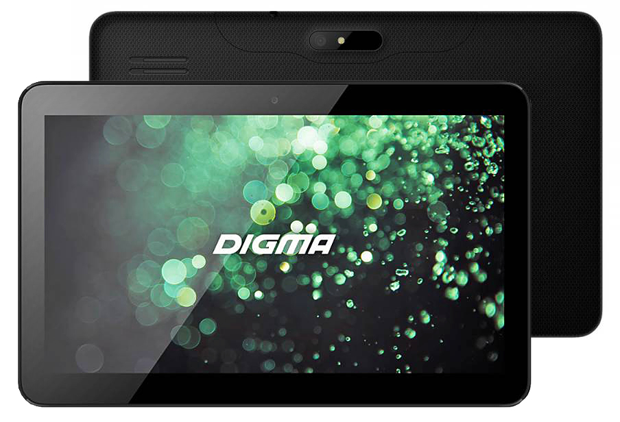 "Планшет Digma Optima 1100 (Optima 1100), 10.1"" LCD (1024x600), Spreadtrum SC7731G Quad-Core (1.2GHz), RAM: 1Gb, Flash: 8Gb, Video: Mali-400 MP2, microSDHC, Wi-Fi, BT, GPS, Camera 0.3Mp/2.0Mp, Android 5.1, 5000 mAh, Black"