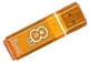 Флэш-память Smartbuy (SB8GBGS-Or), 8 Gb, Glossy series, USB 2.0, Orange