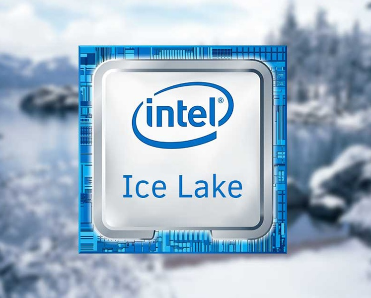Intel Ice Lake-U тянет игры в 1080p